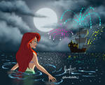 ARIEL AND THE FIREWORKS