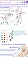 Coloring Tutorial Part 1: Skin