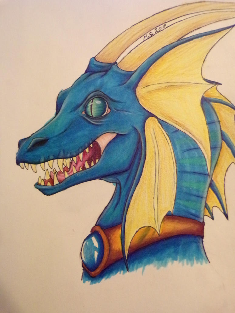Jowwi Raptor by CalyTones