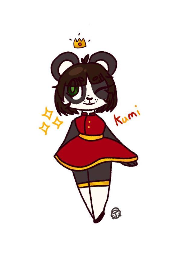 Kumi by Artisticnoot