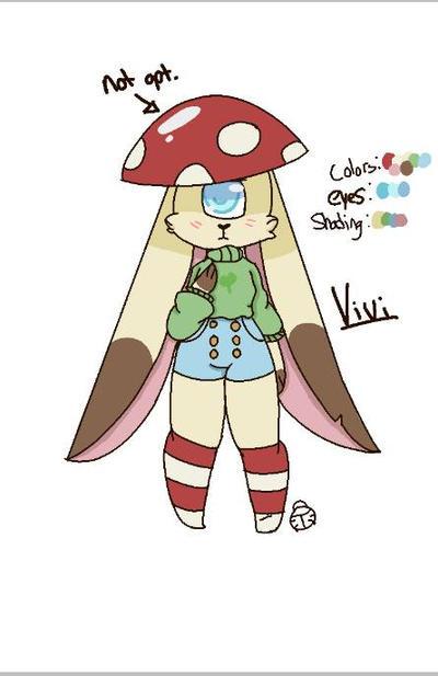 Mushroom Bun OTA  by Artisticnoot