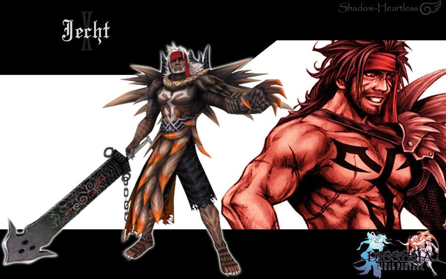Final Fantasy Dissidia Jecht