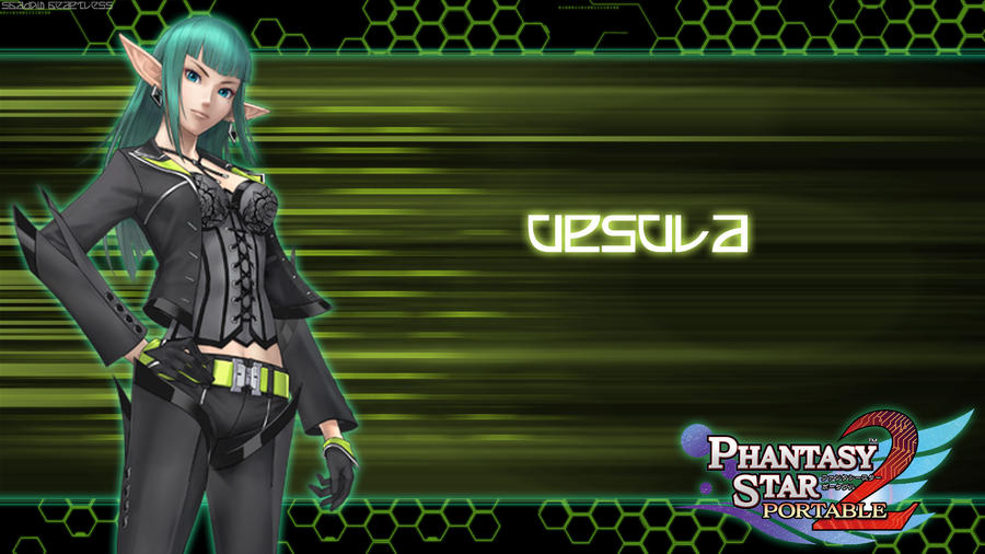 PSP2 - Ursula by Shadow-Heartless