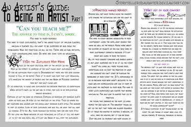 An Artist's Guide to Art 1