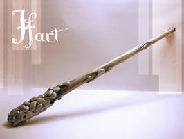 Pond Couture Wands: Hart