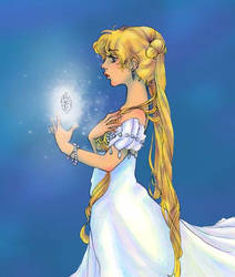 Princess serenity saves us all by storytellersdaughter