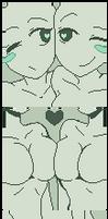friendship goals - base couple [F2U]