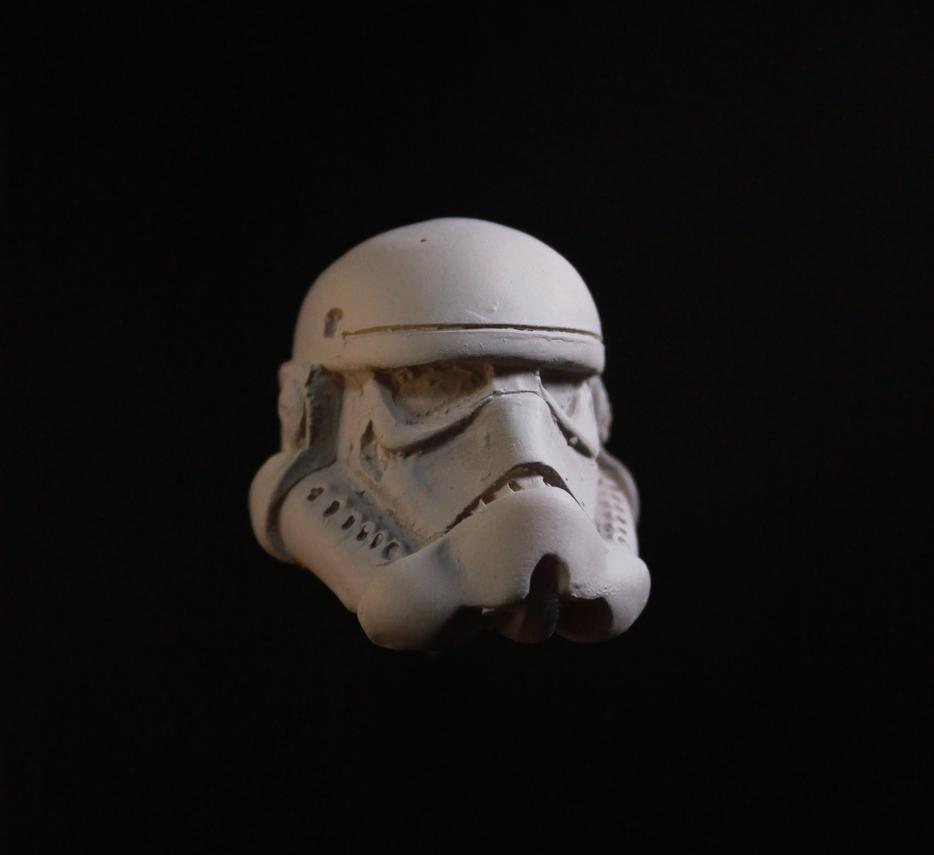 Stormtrooper Keychain by nekoDL