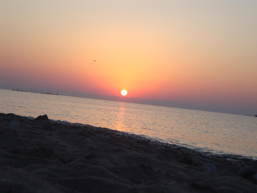 Sunrise Costinesti 3 by MariuszMz