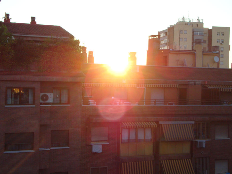 Good Morning Madrid by MariuszMz