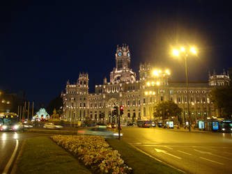 Palacio de Cibeles by MariuszMz