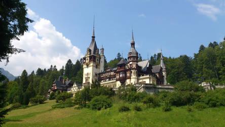Peles Castle Sinaia Prahova Romania