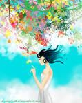 Strange Beautiful World by Komalash