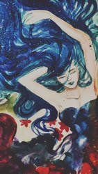 Watercolor by Komalash
