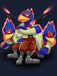 Falco Victory Pose T-Shirt