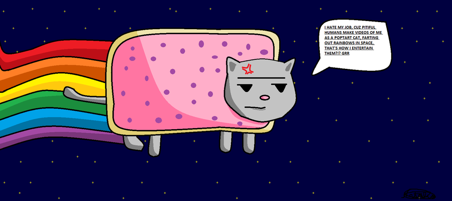 How To Dress Up Like Nyan Cat