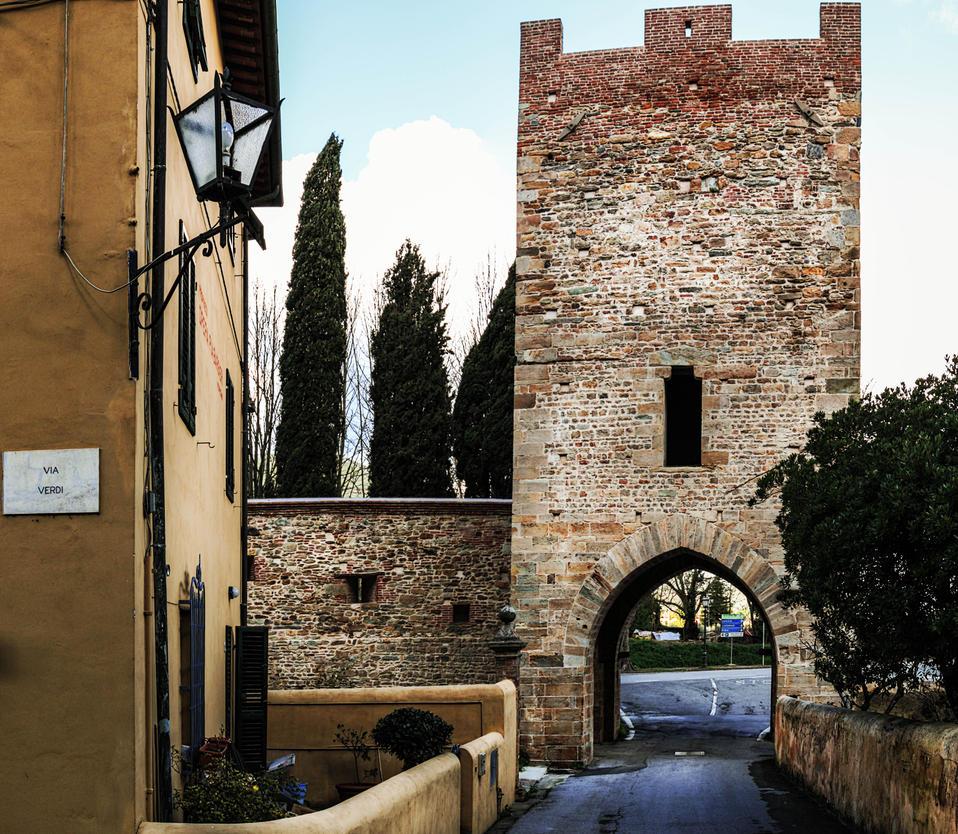Torre delle Quattro Porte by BelPaolo