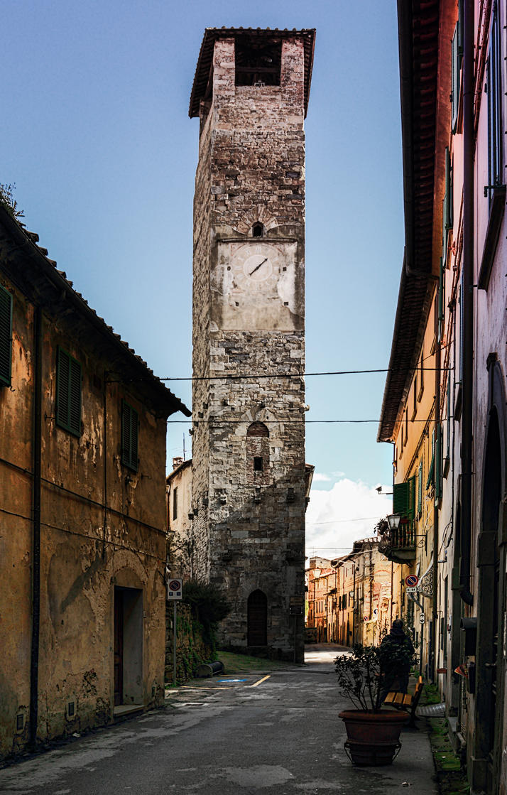 Torre dell'Orologio by BelPaolo