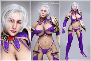 Ivy Soul Calibur IV by covenan
