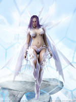 Surgle's OC Angel Girl 2 by covenan