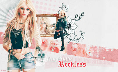 The Pretty Reckless by Asuka-14