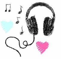 Music. by EmoRAWRDino