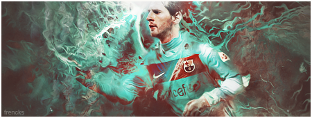 Lionel Messi - Barcelona by soccerGFX-it