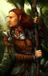 Baldur's Gate - Jaheira