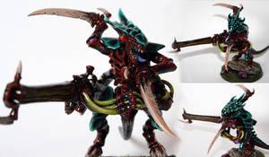 Tyranid Warrior by Mantis-nk