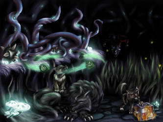 Twisted Hunt by Mantis-nk