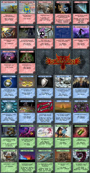 ArcoSummoner-Cards by Mantisnk