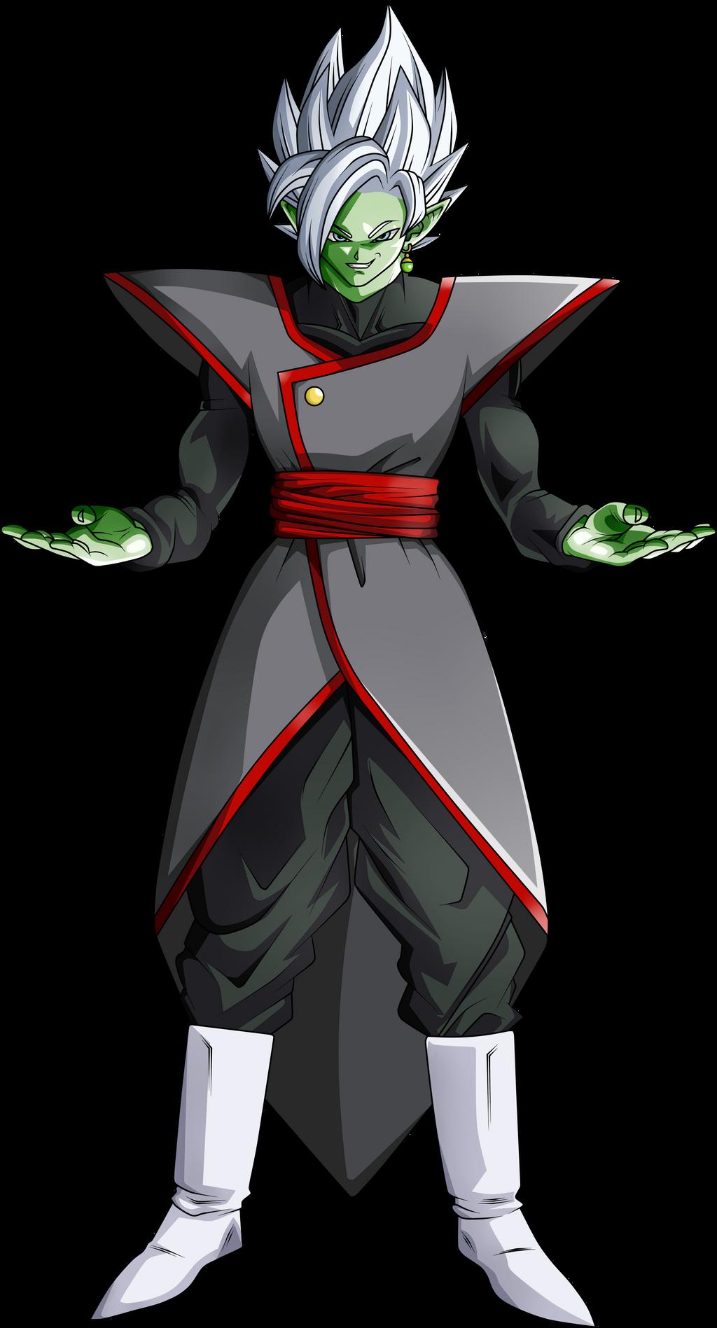Zamasu Fusion by Koku78