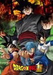 Poster- Saga Goku Black