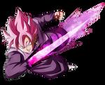Black Goku Ssj Rose by Koku78