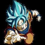 Goku SSJ Blue- Universe Survival