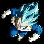 Vegeta SSJ Blue- Universe Survival
