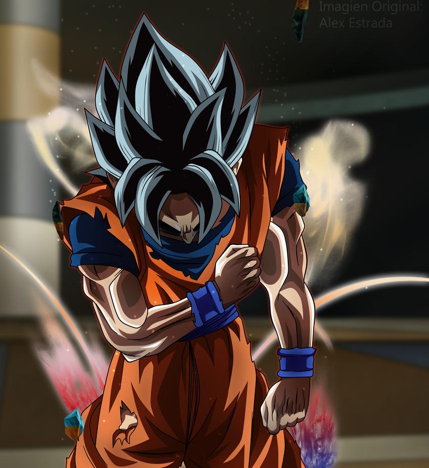 Goku Limit Breaker by Koku78