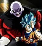Goku VS Jiren (mamado)