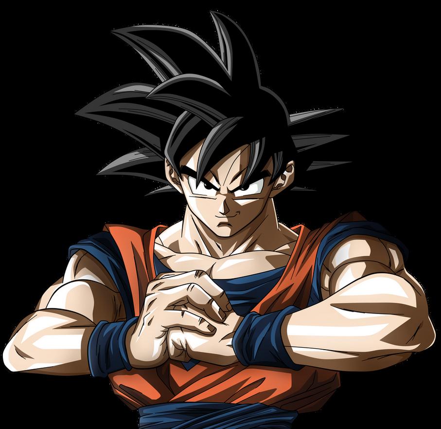 Goku V2 by Koku78