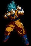Goku Blue US