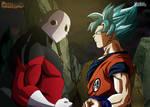 Clash of Gods- Goku VS Jiren