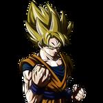 Back To The Classic. Goku SSJ