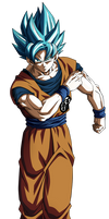 Ready For the Combat. Goku Universe Survival