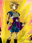 Unleash All Your Power, Saiyan of the Universe 6!