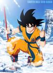 Earth Has Goku...