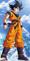 The Legend Returns! Goku New Movie