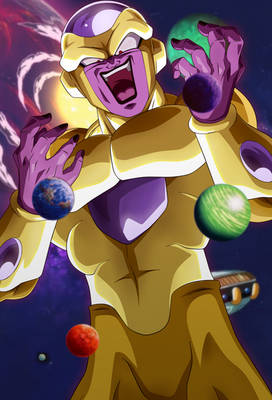 Emperor of the Universe. Golden Freezer