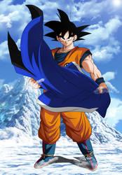 Led by Fate. Son Goku DBS: Broly by Koku78
