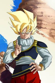Miraculous Return Goku Yadrat's Clothes