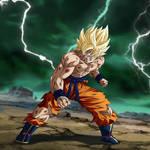 Savior of the Universe Son Goku